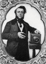 Ambrotypie aus dem 19. Jahrhundert