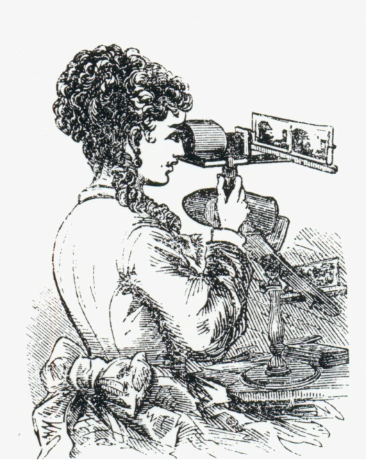 Woman with Holmes